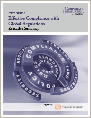 CTC Guide to Effective Compliance With Global Regulations