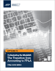 Orchestrating the Mindshift: The Transition from Accounting to FP&A