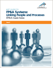 AFP Guide to FP&A Systems
