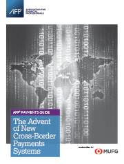 The Advent of New Cross-Border Payments Systems